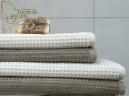 Вафельные полотенца в ассортименте