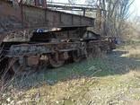 Вагон платформа транспортёр - фото 3