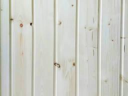 Вагонка дерев'яна соснова