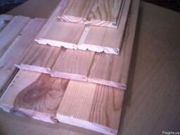 Вагонка деревяная ольха