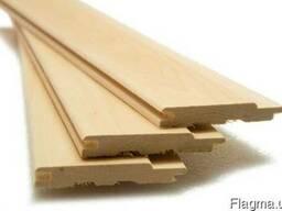 Вагонка деревянная липа