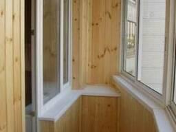 Вагонка для балкона. Как сэкономить до 25% стоимости.
