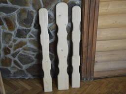 Вагонка, дошка для підлоги, мебельний щит, балясіни, пелети