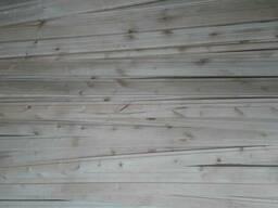 Вагонка деревяная ясень, клен, дуб, липа, ольха