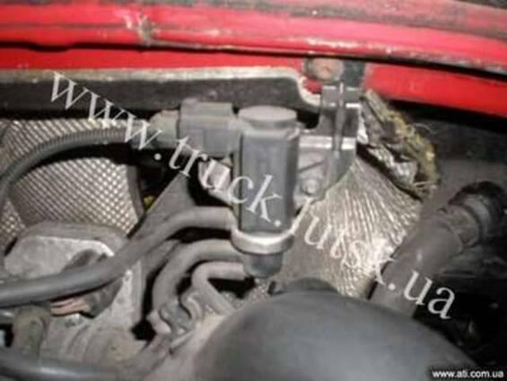 Вакумный електро клапан VW Caddy 2.0 sdi 51квт