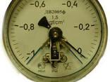 Вакуумметры, мановакуумметры, манометры электроконтактные. .. - фото 3