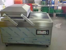 Вакуумная двухкамерная упаковочная машина Scandivac