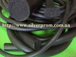 Вакуумный шнур круглого сечения 6 мм