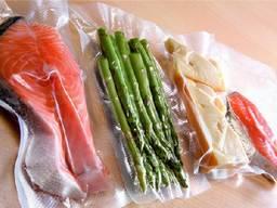 Вакуумные пакеты. Упаковка для продуктов питания