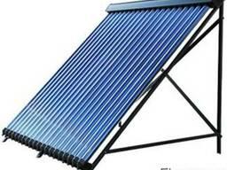 Вакуумные солнечные коллектора. Гелиосистемы