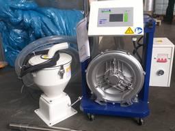Вакуумные загрузчики полимерного сырья - 600 кг/час