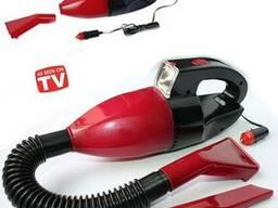 Вакуумний міні пилосос для авто vacuum cleaner