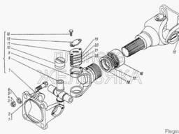 Вал карданный (кардан) Автогрейдер,Грейдер,Погрузик,Амкодор,