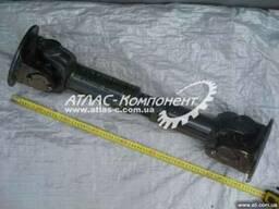 Вал карданный привода среднего моста КрАЗ L=786мм