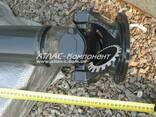 Вал карданный привода среднего моста L=1876мм КрАЗ - фото 5
