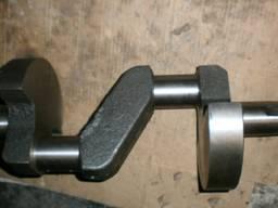 Вал коленчатый коленвал для компрессора ПК-1,75, ПКС