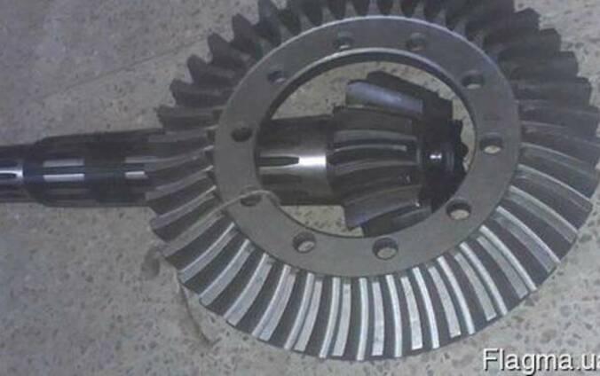 Вал нижний с шестерней 16354 24-12-105СП Т-130, Т-170