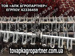Вал подъема сошников СЗГ 00.2340 (некрашеный) сеялки СЗ