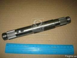 Вал привода вентилятора ЯМЗ L=215 236-1308050-В (ЯЗТО)