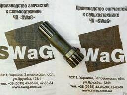 Вал привода ВОМ ведущий ЮМЗ-6 45-1604026