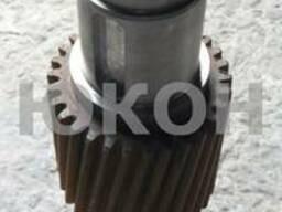 Вал средний тихоходный (усиленный) для редуктора гранулятора