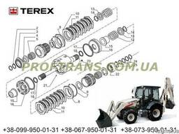 Вал трансмиссии TEREX 820 терекс шестерня трансмиссии