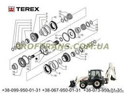 Вал трансмиссии TEREX 860 терекс шестерня трансмиссии