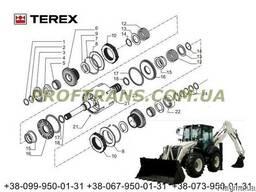 Вал трансмиссии TEREX 970 терекс шестерня трансмиссии
