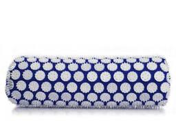 Валик массажный Relax 38х13 см MS-1270 (Синий)