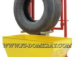 Ванна для проверки герметичности колес