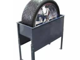 Ванна для проверки герметичности легковых колёс Сириус
