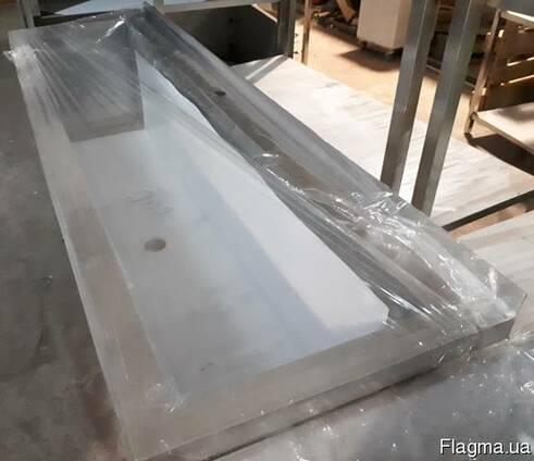 Ванна моечная 1-секционная 1700х500х850 мм глубина 400 мм
