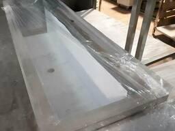Ванна моечная 1-секционная 1700х500х850 мм глубина 400 мм - фото 1