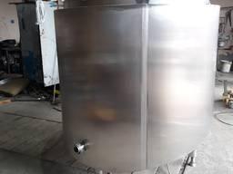 Ванна нормализации высокожирных сливок ВН-1000