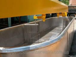 Ванна сыродельная В2-ОСВ-5, емкость – 5000 л