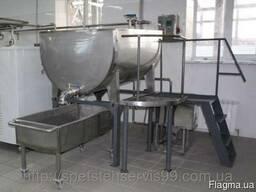 Ванна творожная ВК-2,5 емкость для изготовления творога