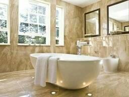 Ванная комната из мрамора