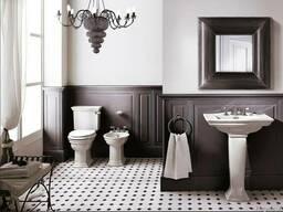Ванная комната в стиле «ретро»