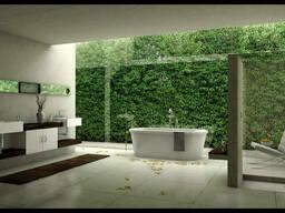 Ванная в эко стиле