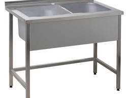 Ванны моечные сварные - изготовление под заказ по Вашим размерам