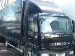 Вантажівка фургон Iveco Eurocargo 75E16
