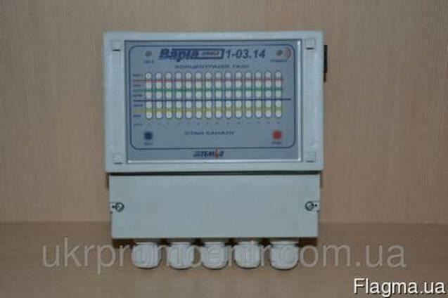Варта 1-03П сигнализатор газа промышленный
