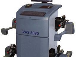 VAS 6090 F Компьютерный стенд развала-схождения с 8. ..
