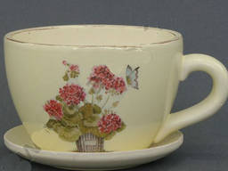 Вазон для цветов Чашка