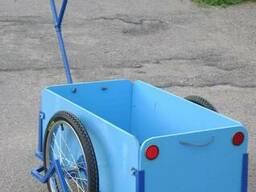 Вело прицеп грузовая тележка Везун-3М