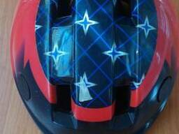 Вело шлем 48-52 см