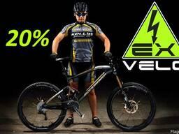 Велоформа в веломагазине ExVELO скидка 20%