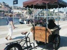 Велокофейня. Кофейня на колесах