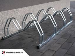 Велопарковка для 5-ти велосипедов Krosstech Smile-5