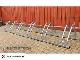 Велопарковка для 6-ти велосипедов Krosstech Echo-6